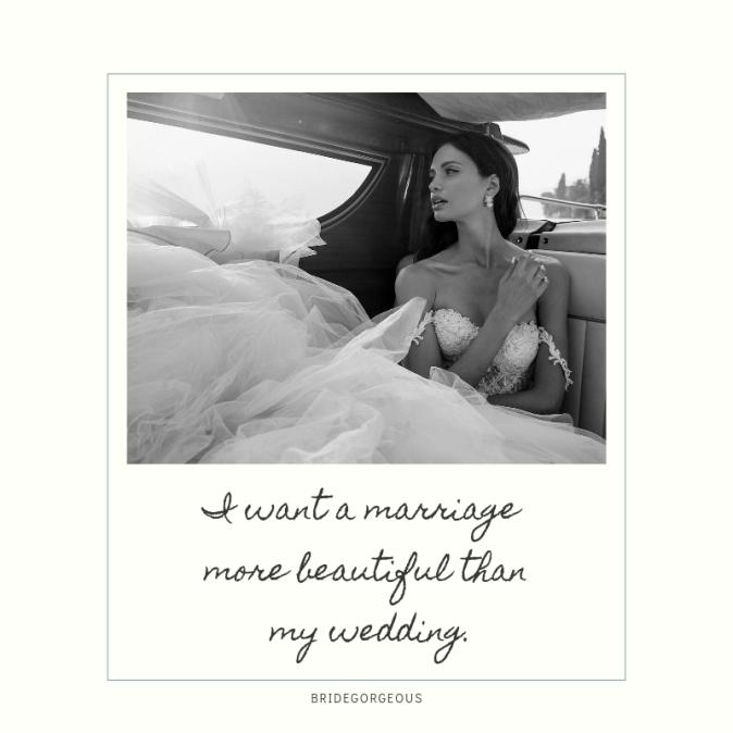 bridegorgeous